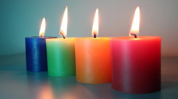 Come sono fatte le candele